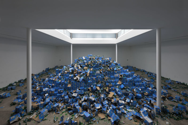 Cyprien Gaillard - Recovery of discovery, 2011, KW Institute for Contemporary Art, Berlin