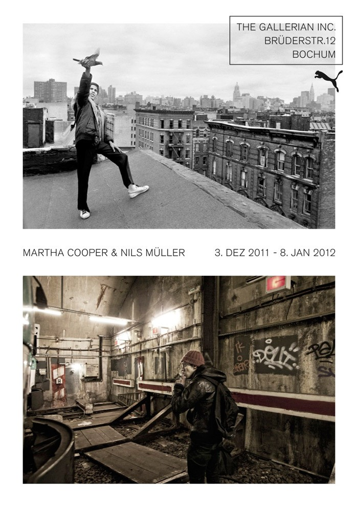 Public Delivery: Exhibition with legendary graffiti photographer Martha Cooper
