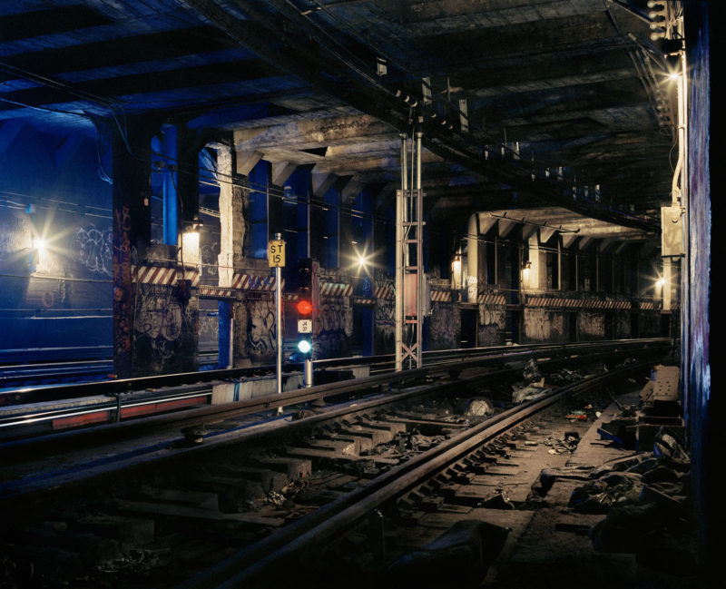 Timo Stammberger - Underground Landscapes - New York