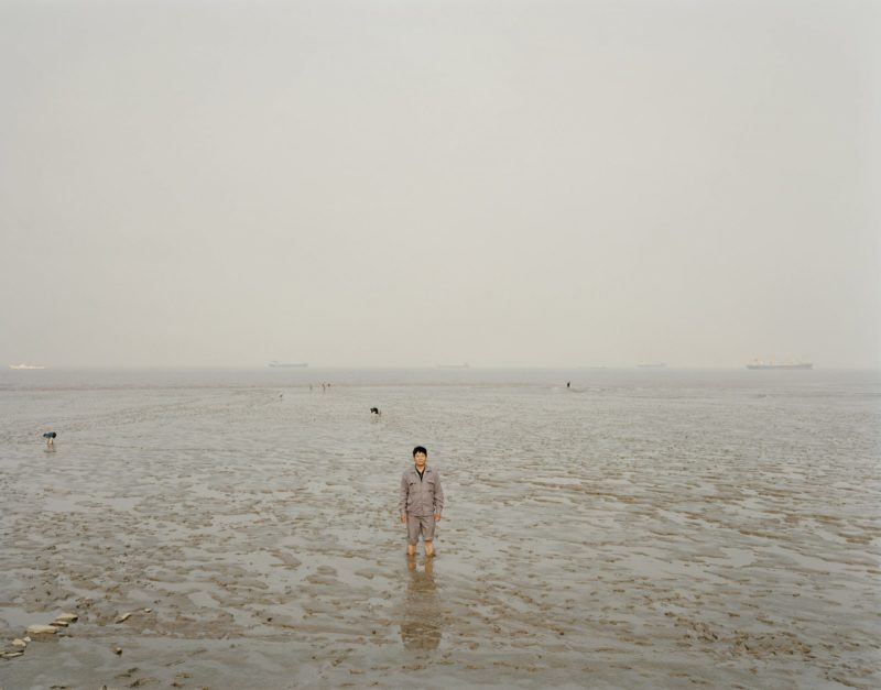 Nadav Kander – Mouth IV, near Shanghai, 2007