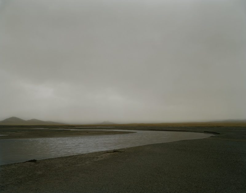 Nadav Kander – Yangtze Source VII (Between Heaven And Earth), Qinghai Province