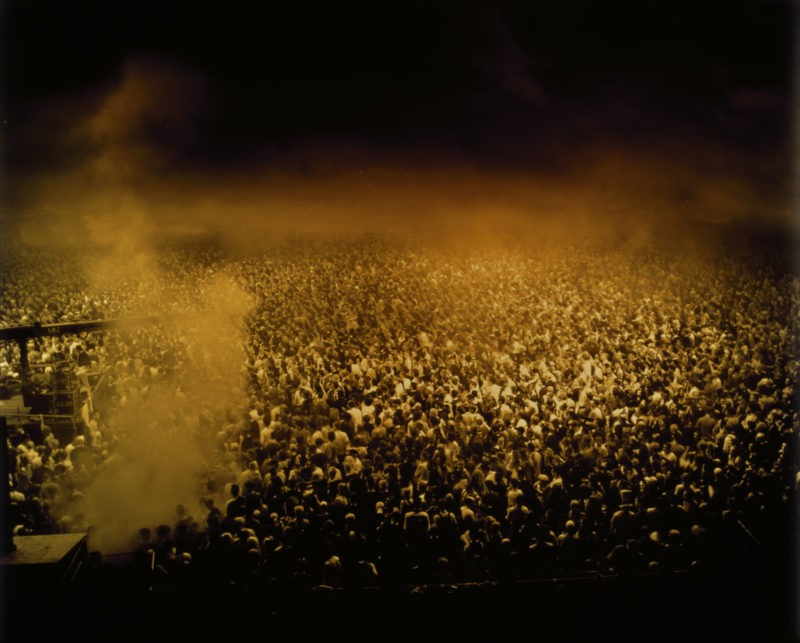 Andreas Gursky - Dance Valley (2001)