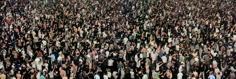 Andreas Gursky - May Day IV, 2000