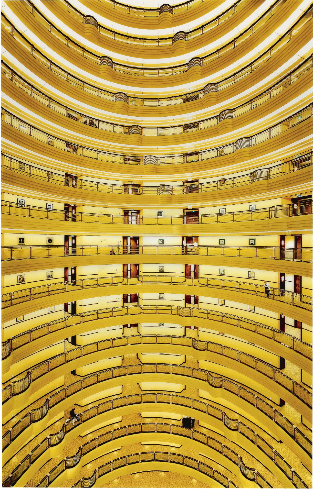 Bird S Eye View Andreas Gursky From 1980 To Present