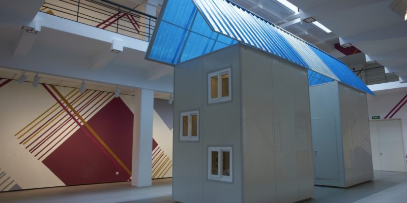 Michael Lin – Model Home, 2012, Rockbund Art Museum, Shanghai, China