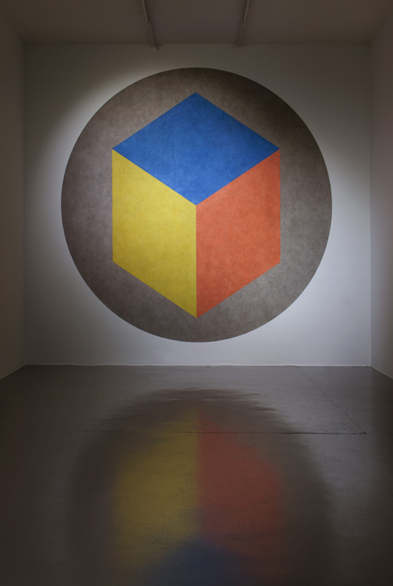 Sol LeWitt - Wall Drawing 528 G