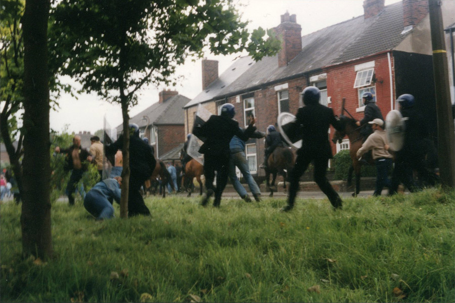 Jeremy Deller's 'Battle of Orgreave' - Here is what happened