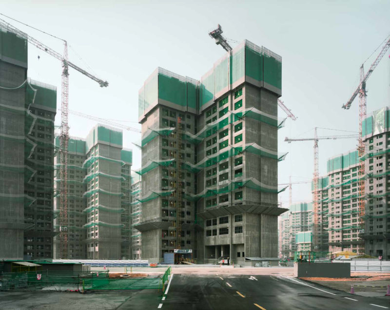 Thomas Struth – Samsung Apartments, Seoul, 2007