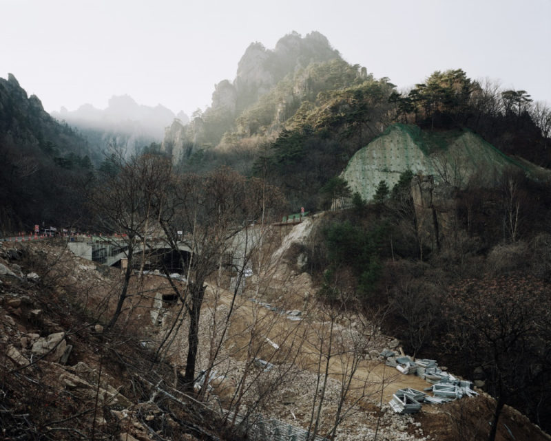 Thomas Struth – The Seven Brothers Hills Seorak Mountains, Gangwon-Do, 2007
