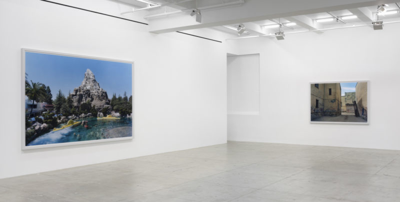 Thomas Struth - Installation view, Marian Goodman, New York, Jan 10 - Feb 28, 2014