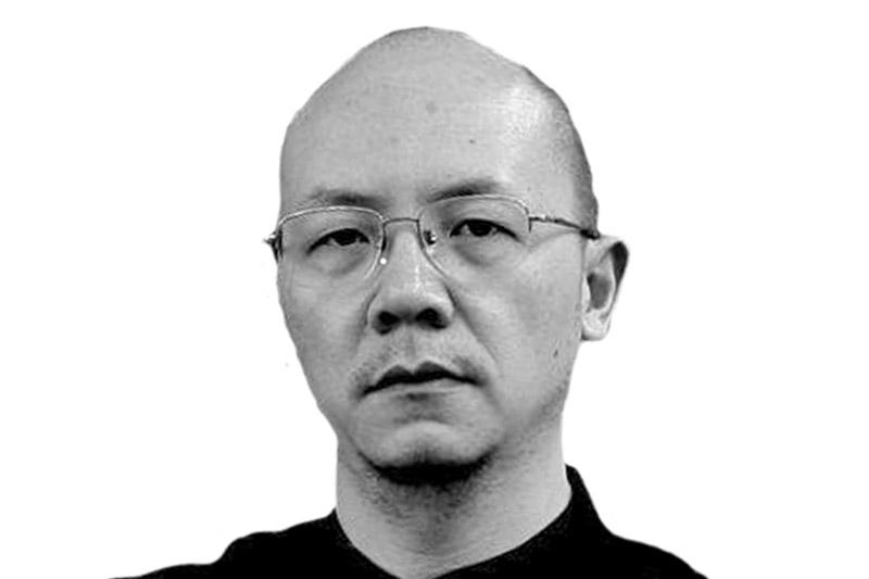 Miao Xiaochun portrait