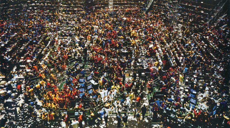 Andreas Gursky - Chicago Board of Trade II, 1999