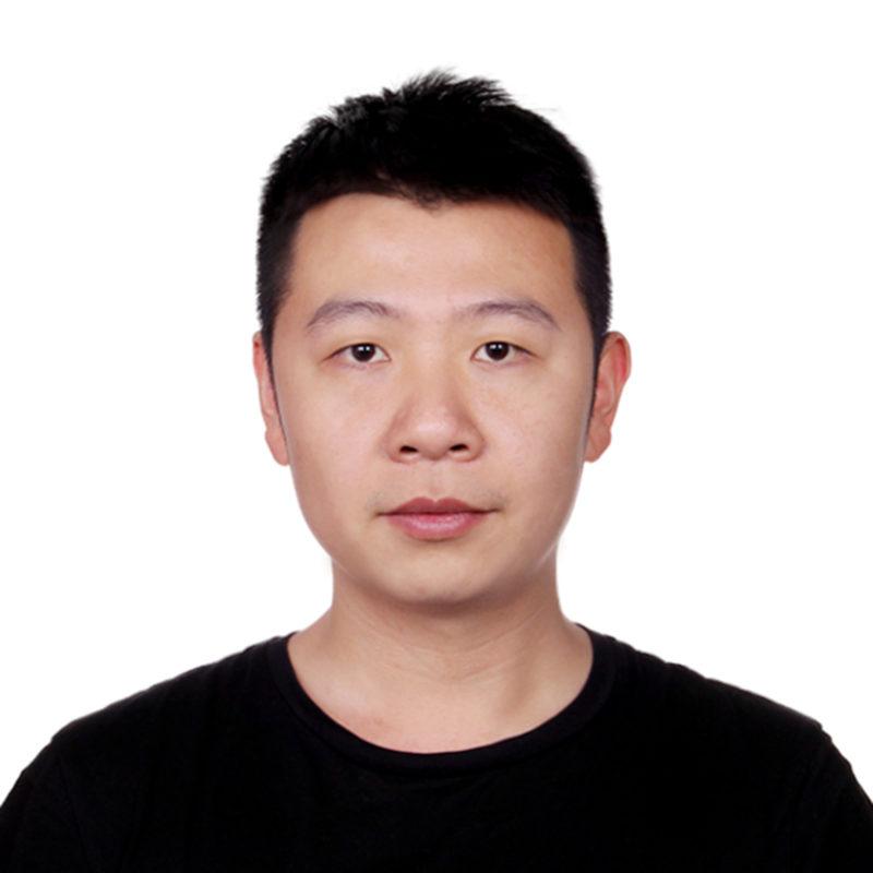 He Xiangyu (何翔宇) portrait