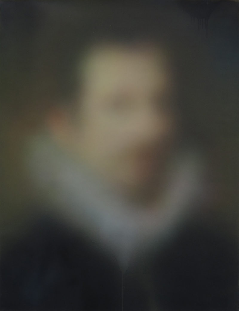Miaz Brothers - Young Man 6, 130x99cm