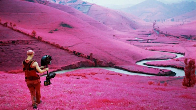 Photo of Richard Mosse