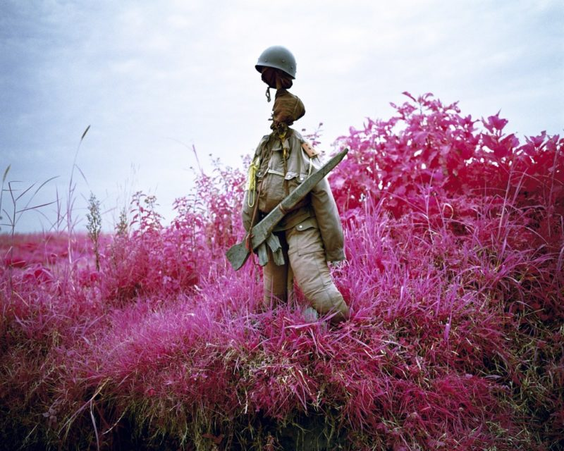 Richard Mosse – Better than the real thing II