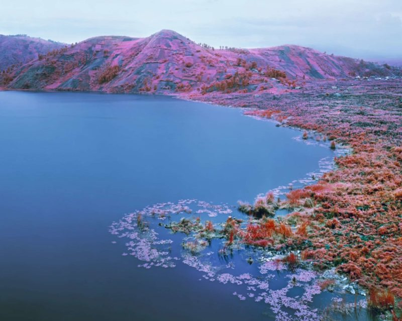 Richard Mosse - Beaucoups of Blues, 2012