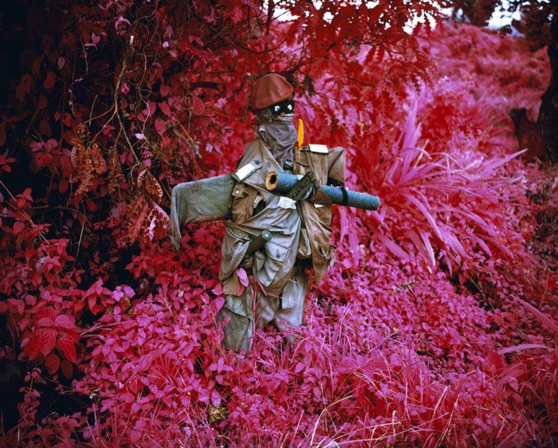 Richard Mosse - Better Than The Real Thing, North Kivu, eastern Congo, 2012, Jack Shainman Gallery and carlier | gebauer