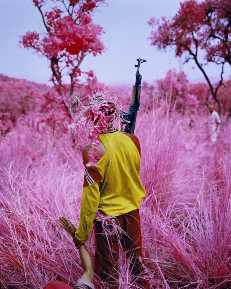 Richard Mosse - Drag 2012, Courtesy of the artist and Jack Shainman Gallery, New York