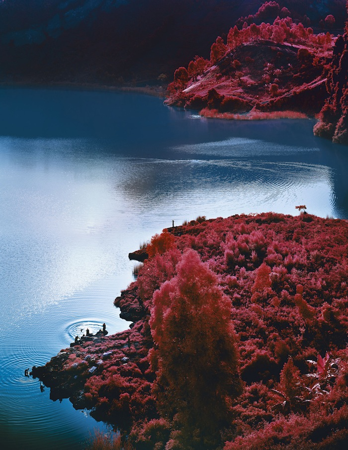 Richard Mosse - Lac Vert, 2012, from The Enclave (Aperture, 2013)