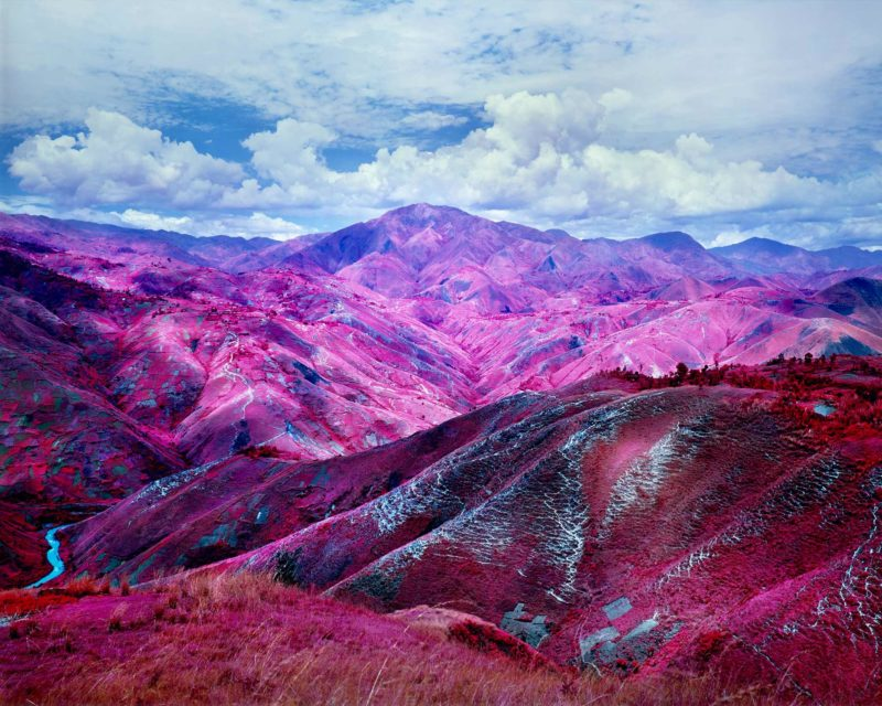 Richard Mosse - Remain in Light, 2015
