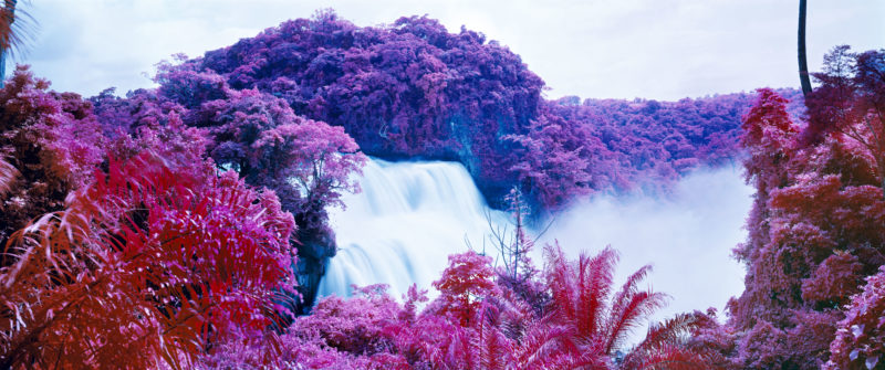 Richard Mosse - Weeping Song, 2012. Digital c-print. Courtesy of the artist and Jack Shainman Gallery, New York.