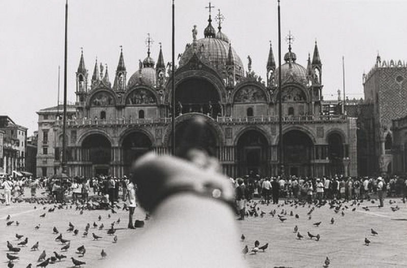 Ai Weiwei - Study of Perspective, San Marco