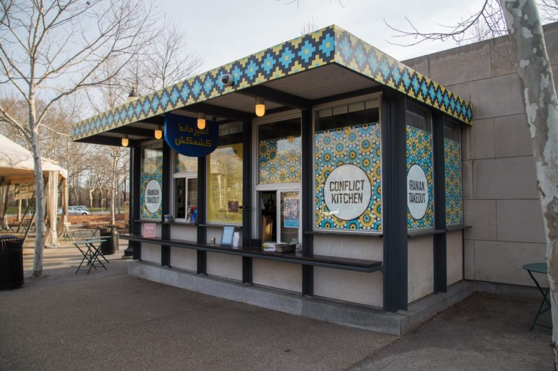 Conflict Kitchen - Iranian