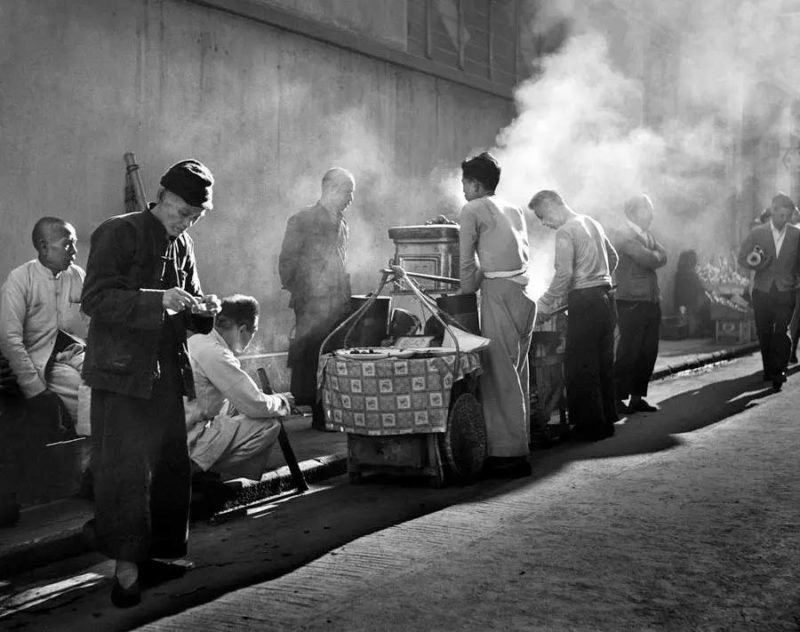 Fan Ho - Coolies and Hawkers, 1958