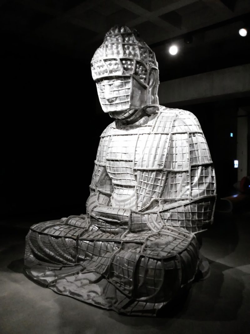 Zhang Huan - Berlin Buddha - Museum of Old and New Art, 2014 2