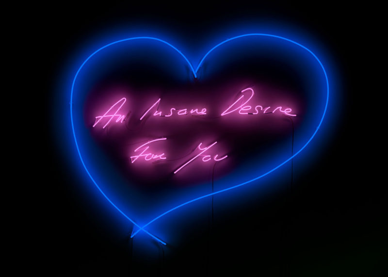 Tracey Emin - An Insane Desire for You