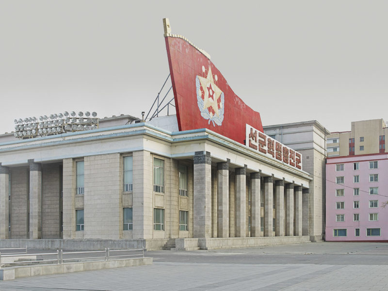 North Korea - Setting the Stage - Pyongyang - Kim Il Sung Square