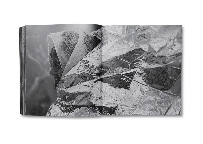 Richard Mosse - Incoming, 2017, 576 pages, 280 metallic tritone plates, 17.5 x 19.7 cm