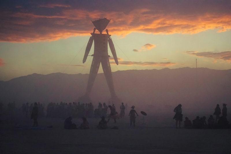 Victor Habchy - Burning Man