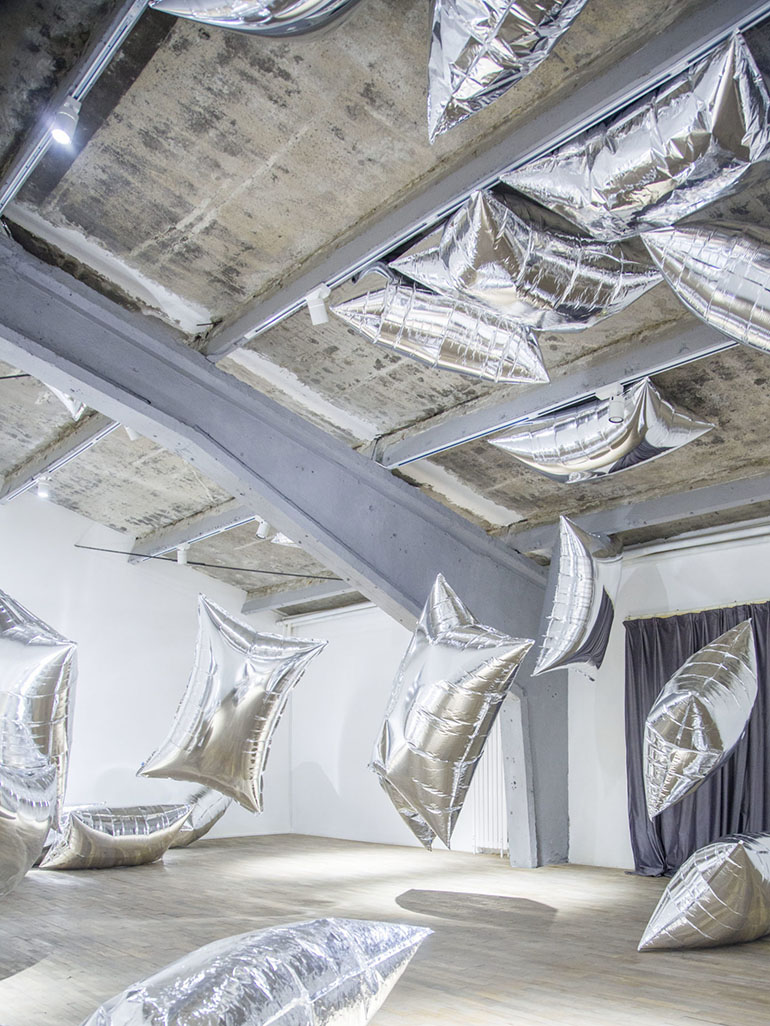 Andy Warhol's Silver Clouds & His plan to retire from painting