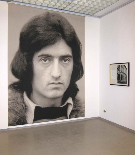 Braco Dimitrijevic - Casual Passer-by I met at 2.08, Milan 1974