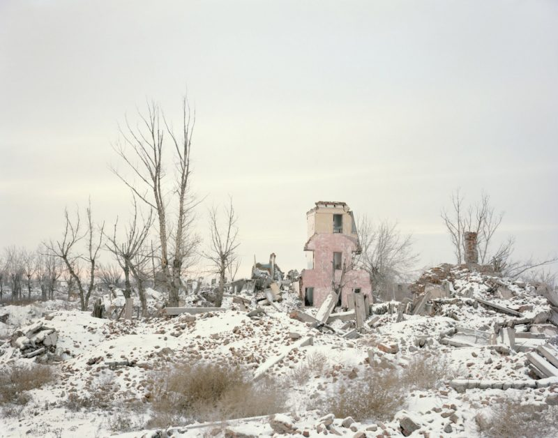 Nadav Kander - Kurchatov I (scientific research facility), Kazakhstan, 2011
