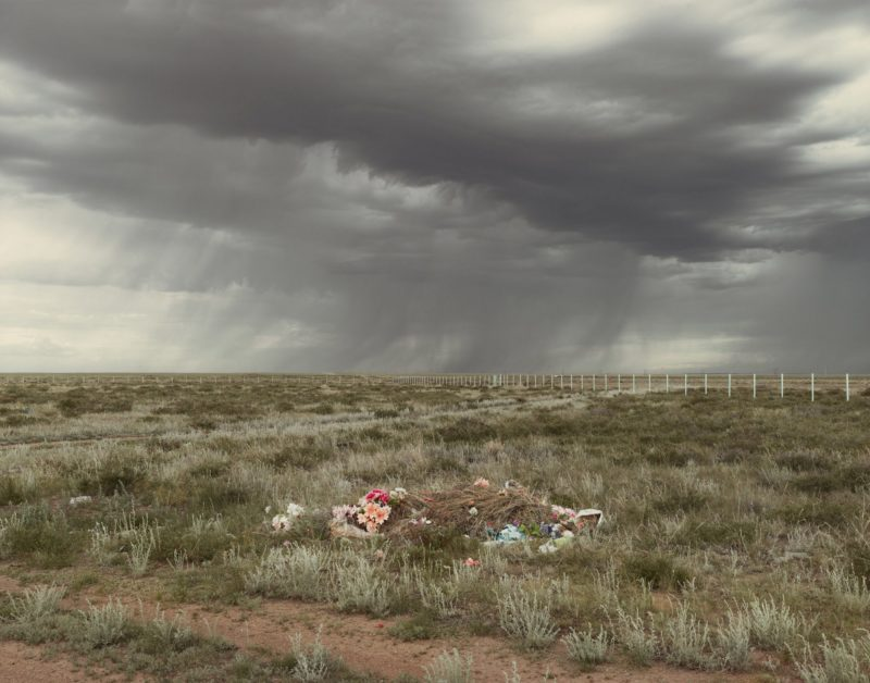 Nadav Kander - Kurchatov VII (ashes to ashes), Kazakhstan, 2011