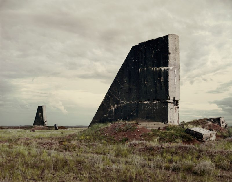Nadav Kander - The Polygon Nuclear Test Site I (after the event), Kazakhstan, 2011