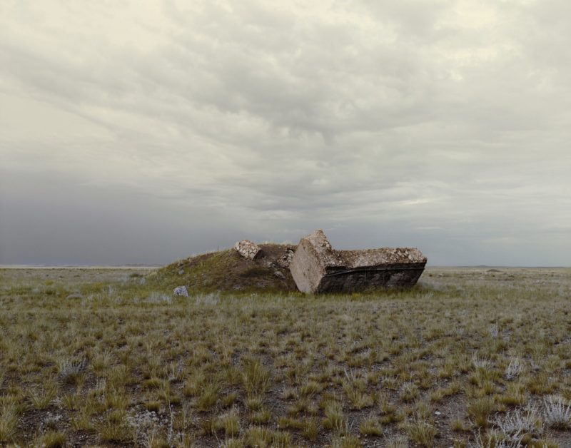 Nadav Kander - The Polygon Nuclear Test Site IV, Kazakhstan, 2011