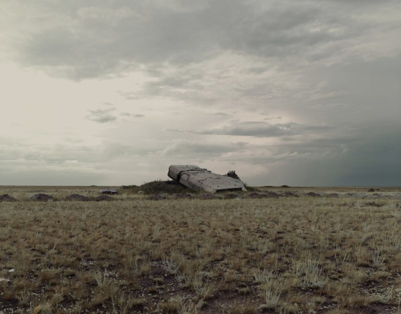 Nadav Kander - The Polygon Nuclear Test Site VII, Kazakhstan, 2011