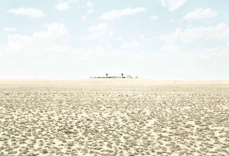 Francesco Jodice – What We Want, Baikonur, T56, 2008