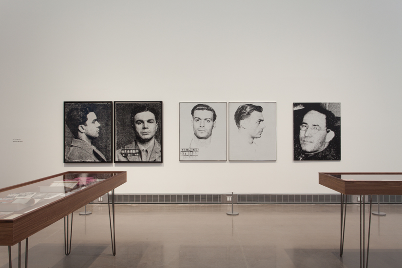 's Fair, Thirteen Most Wanted Men, Installation view, 2014, Queens Museum. Photo- Peter Dressel