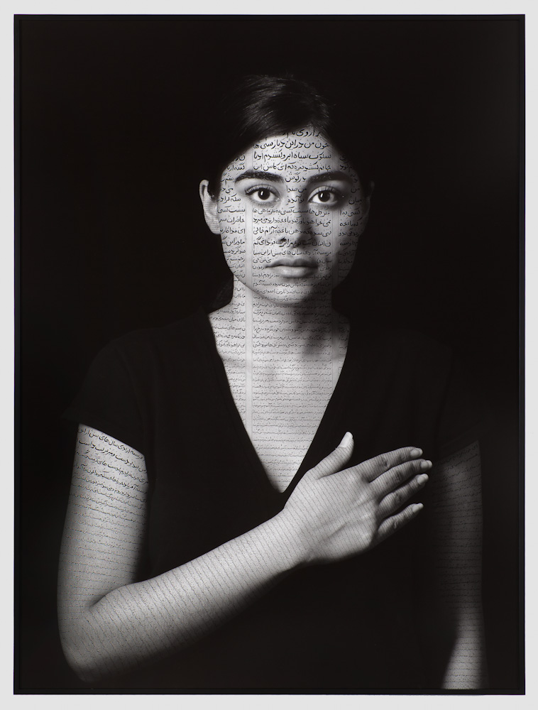 Shirin Neshat - Nida (Patriots), 2012, from Book of Kings