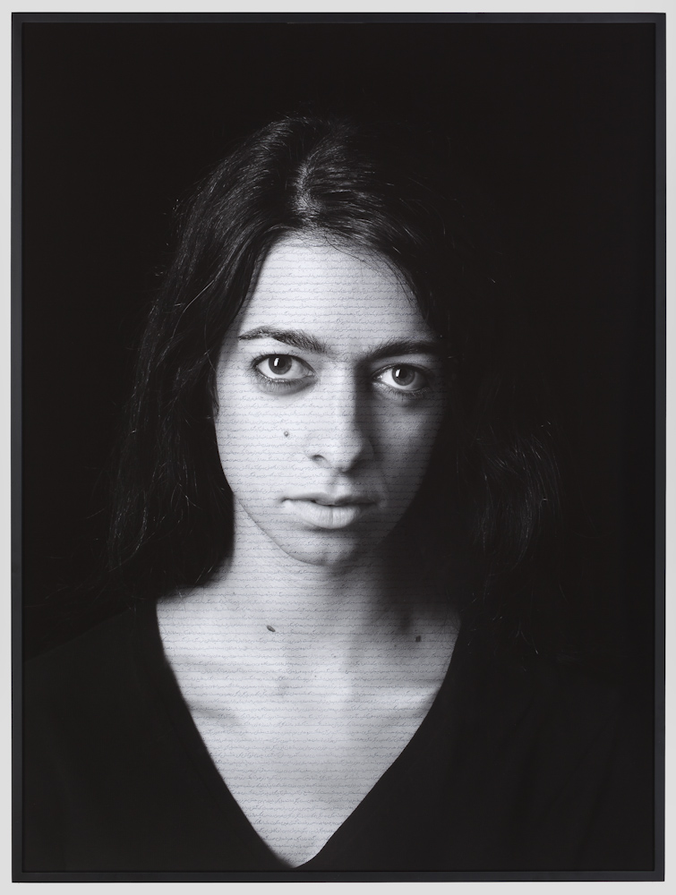Shirin Neshat - Sara Nafisi, 2012, from Book of Kings