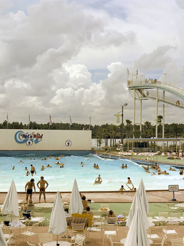 Pioneer in color photography crisscrosses America - Joel Sternfeld