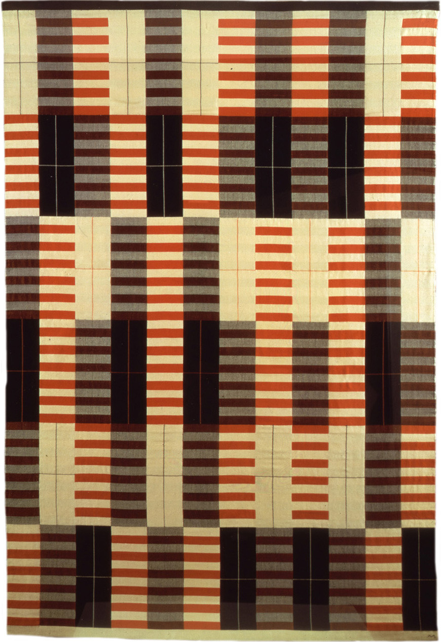 Anni Albers Leading Textile Artist Of The 20th Century