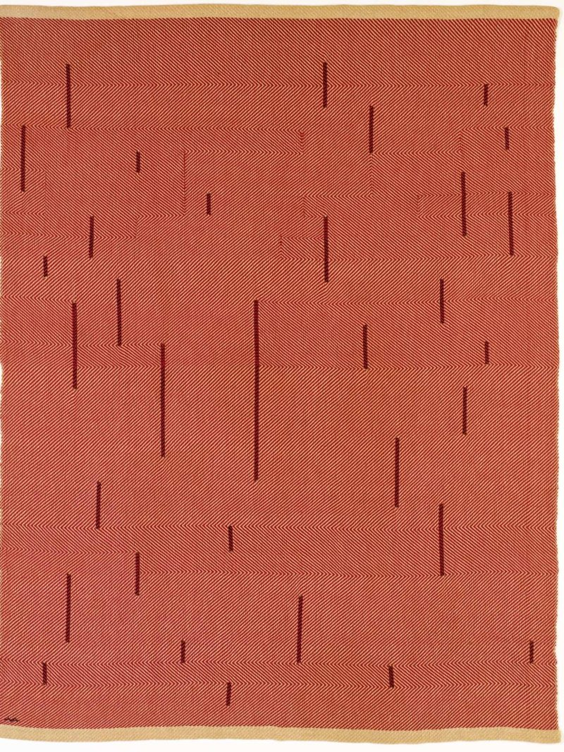 Why was Anni Albers a leading textile artist?