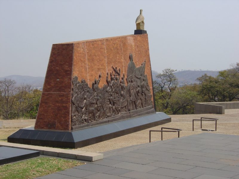 National Heroes' Acre, 26 August 2002 - Harare, Zimbabwe