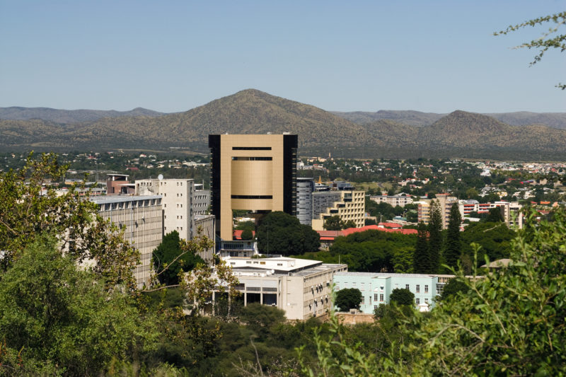 Parliament and Independence Memorial Museum, 2014 - Windhoek, Namibia